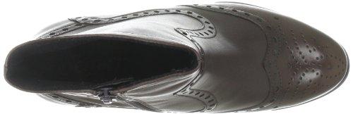 Semler Romy R40303-013-041 - Botas fashion de cuero para mujer Marrón