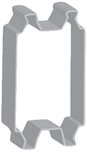 Flavortools Jewish Torah Cookie Cutter with Exclusive Flavortools Copyrighted Cookie Recipe Booklet, 3-1/4-Inch