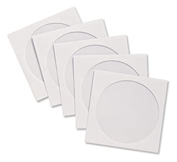 Amazon.com: Compucessory CD/DVD Window Envelopes (CCS26500 ...