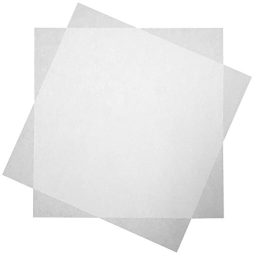 Deli Squares - Wax Paper Sheets (12 x 12) (Pack of 100) (Plain)