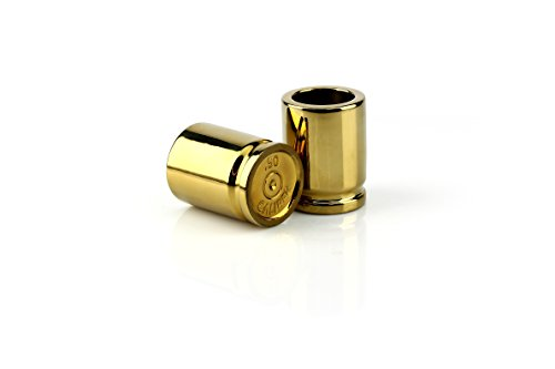 Barbuzzo 50 Caliber Shot Glass (Set of 2)