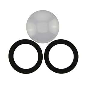 Cover Lenses Glass Lens For GoPro Lens Replacement Kit for HD HERO & HERO2 Cameras