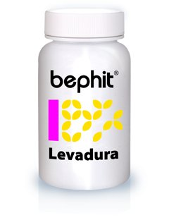 LEVADURA REVIVIFICABLE + SELENIO + ZINC BEPHIT - 80 cápsulas 595 mg