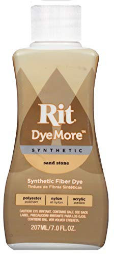 Rit DyeMore Advanced Liquid Dye for Polyester, Acrylic, Acetate, Nylon and More