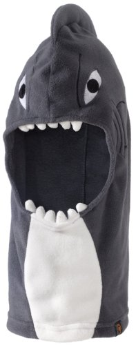 Screamers Halloween Costumes (Screamer Jaws Facemask, Shark, One Size)