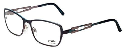 Cazal Designer Eyeglasses 4202-001 in Amethyst 55mm DEMO LENS (4202 Eyeglasses)