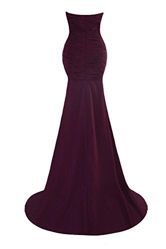 Dresses Prom Long Bridal Appliques Women Pleats Daffodil s Bess Split Mermaid Pz8xX8w