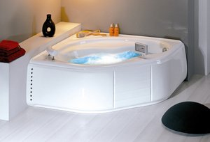 Vasca Da Bagno Angolare 120 120 : Vasca da bagno d angolo acrilan ikaria cm amazon