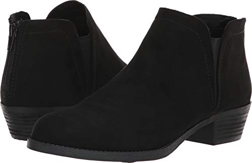 Carlos by Carlos Santana Women's Bates Ankle Boot, Black, 8 Medium US