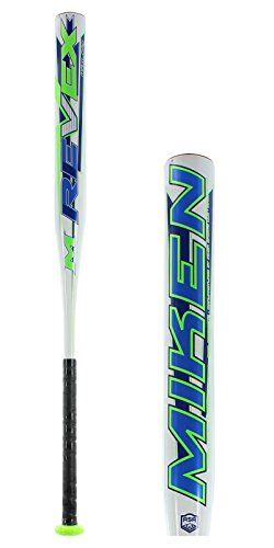Rawlings Miken Rev-Ex MRVALL -3-27 Composite -7 Baseball Bat, 27