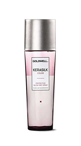 Goldwell Kerasilk Color Protective Blow-Dry Spray From UV &