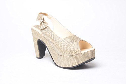 Feel It Leatherite Block Heel for Womens and Girls