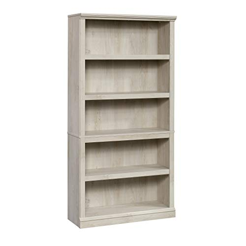 Sauder 423033 5 Shelf Bookcase, L: 35.28
