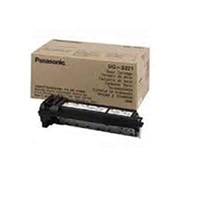 Panasonic UG 5591 - Toner cartridge - 1 - 3000 pages - for Laser Fax UF-5500, Panafax UF-4500