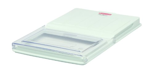 - Rubbermaid Commercial Flip Top Food Storage Container Lid, FG331100CLR