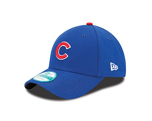 (MLB The League Chicago Cubs Game 9Forty Adjustable Cap, One Size, Blue)