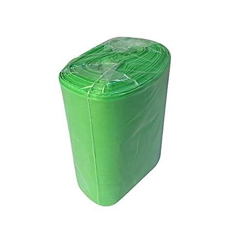 Bolsas para depósito de toallas sanitarias (juego de 6 rollos): Amazon.es: Amazon.es