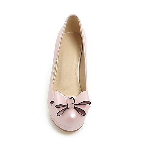 35 1TO9 Rosa Rosa MMS06291 con Plateau Donna OPqw0PYT