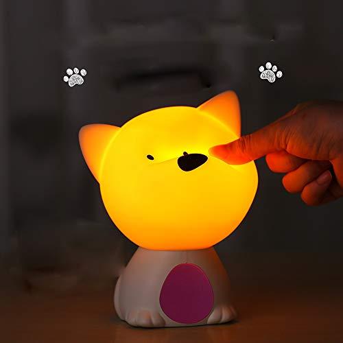 Granty Children Night Light LED Night Light For Kids Bedside Lamp Mood...