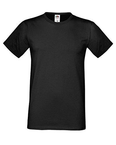 shirt Noir Homme Ltd Absab T M xq4z6Baw