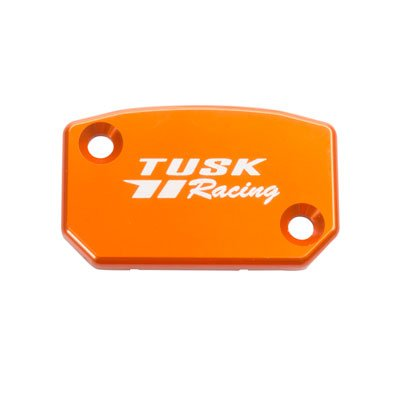 Anodized Clutch Reservoir Cap Orange for KTM 300 XC 2006-2018 Tusk Racing
