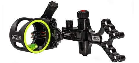 Pin Micro Sight - Custom Bow Equipment CBE Tactic Micro 5 Pin .019 RH/LH