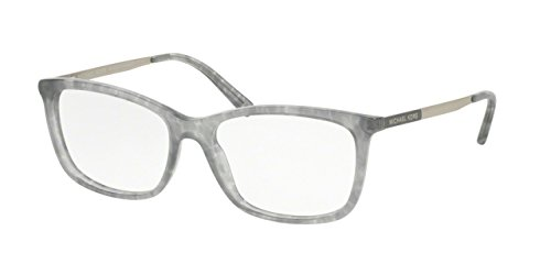 Michael Kors VIVIANNA II MK4030 Eyeglass Frames 3161-54 - Grey Pastel - Grey Frames Eyeglass