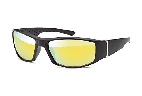 Unbekannt sol de Amarillo hombre para Gafas STrZwqS