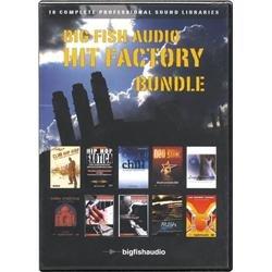 Big Fish Audio Hit Factory Bundle