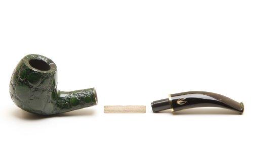 Savinelli Alligator Green 677V Tobacco Pipe by Savinelli (Image #5)
