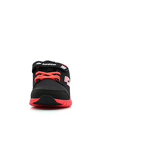 Lotto Unisex Baby Spacerun II CL SL Sneakers Schwarz (Schwarz (Schwarz / Crl Div))