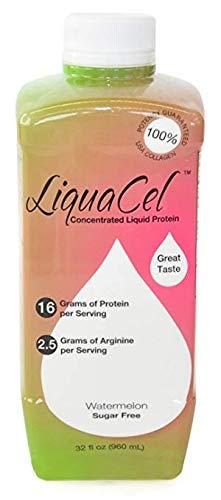 Liquacel Liquid Protein Watermelon 1 X 32oz Bottle (Cell Protein)