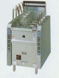 マルゼン(maruzen) ガス式 涼厨自動ゆで麺機 自動リフトアップ機構 ゆでカゴ6 都市ガス W600×D700×H800 MRY-CL06   B01N5TY5Q3