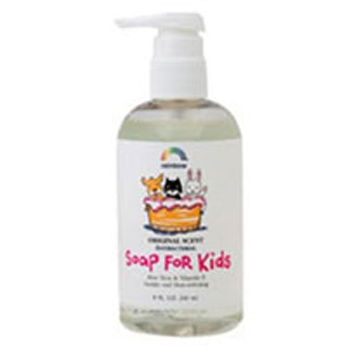 - Rainbow Research, Soap Liquid Kid Original, 16 Fl Oz