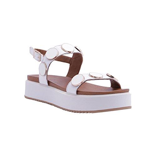Delle Sandali Bianco Modo Donne Di I Inuovo nUxqWwXTqH