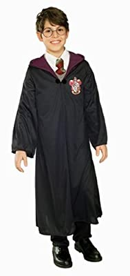 Rubies Costume Harry Potter Child's Gryffindor Robe