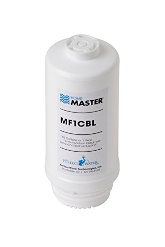 Home Master MF1CBL Mini Plus Replacement Filter, White by Home Master