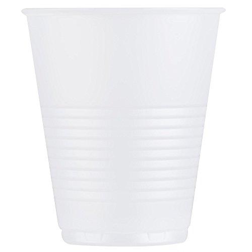 DART Conex Translucent Plastic Cold Cups, 14 oz., 50 cups/bag, 1000 per - Cup 14 Ounce Translucent