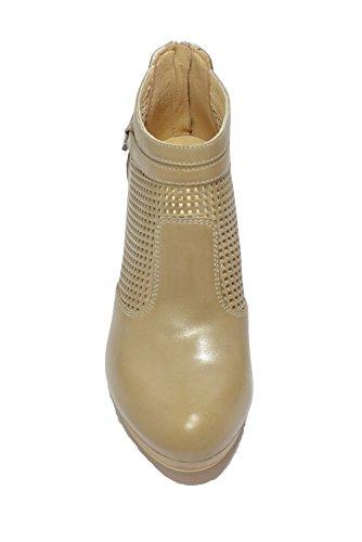 Polacchini Giardini 7010 Nero Donna Scarpe Champagne P717010d f5qwHTBx