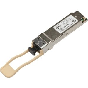 Intel E40GQSFPSR Ethernet QSFP+ Optics - For Data Networking, Optical Network - 1 x 40GBase-SR4 - Optical Fiber - 40 Gbps 40 Gigabit Ethernet by Intel (Load Network Appliance Balancing)