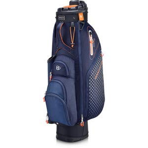 Bennington Quiet Organizer 9 Lite Cart Bag Midnight Blue