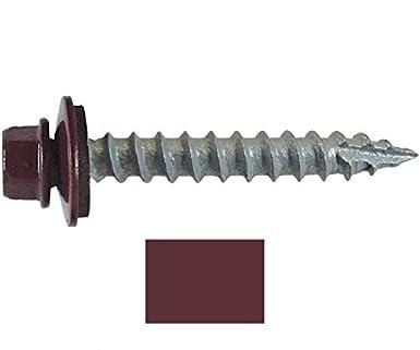 # Roofing Tornillos: (250) tornillos de metal 14 x 1 - 1/2