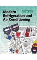 Modern Refrigeration and Air Conditioning (Study Guide) by Andrew Daniel Althouse (1997-09-01)
