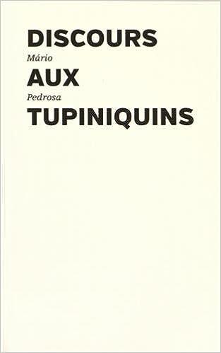 Discours aux Tupiniquins pdf, epub ebook