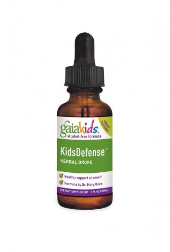 Gaia Herbs_Professional Solutions Kids Defense Herbal Drops 2oz