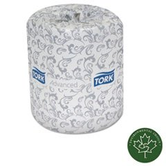 (Sca Tissue North America Llc Sca Tm6120S Tork Adv 2Ply Wht Bath Tissue Roll (96) SCA TM6120S)