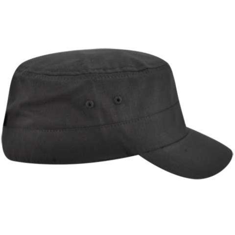 - Kangol Men's Ripstop Army Cap, Black, L/XL