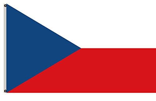 Fyon Czechoslovakia flag 3x5ft