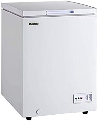 Danby DCFM033KA1WDB - Congelador (Baúl, 93 L, 42 dB, A+, Blanco ...