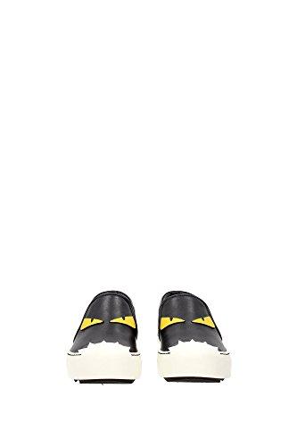 Eu Pantofole Nero Donna 8e51104ruf0700 Fendi g7x6qWW